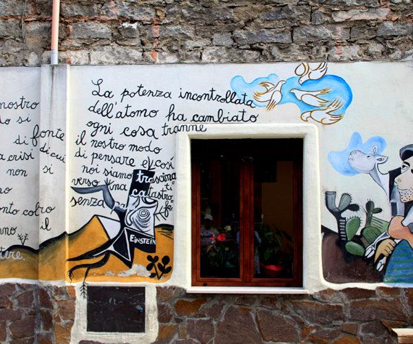 I murales di Orgosolo